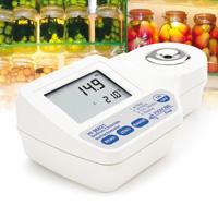 Rifrattometro analisi zuccheri, miele, confetture, conserve