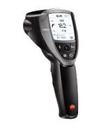 Termometro a infrarossi con puntatore 4 raggi laser con memoria