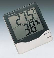 Termometro Igrometro Termoigrometro in promozione
