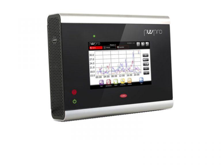 Sistema di Supervisione, registratore di temperatura e umidità