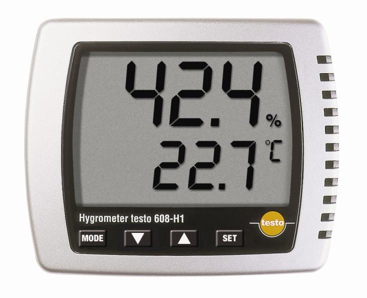 Termometro Igrometro Termoigrometro Cantina Stagionatura